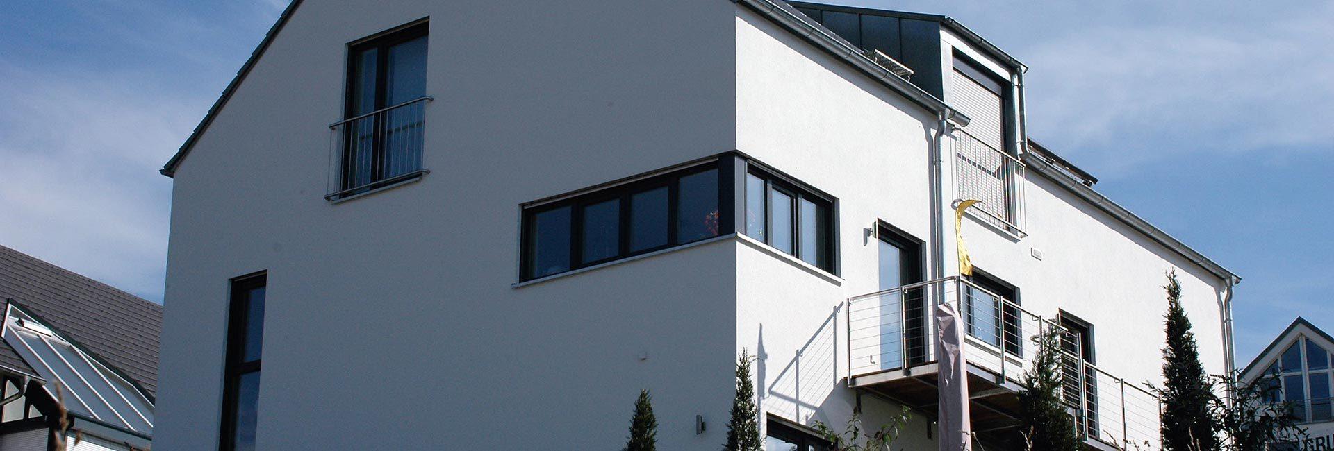 Schlüsselfertiges Massivhaus von E.B.-Bau GmbH in Altdorf