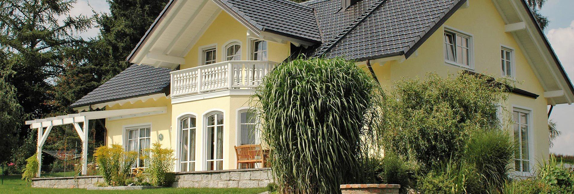 Einfamilienhaus von E.B.-Bau GmbH in Altdorf