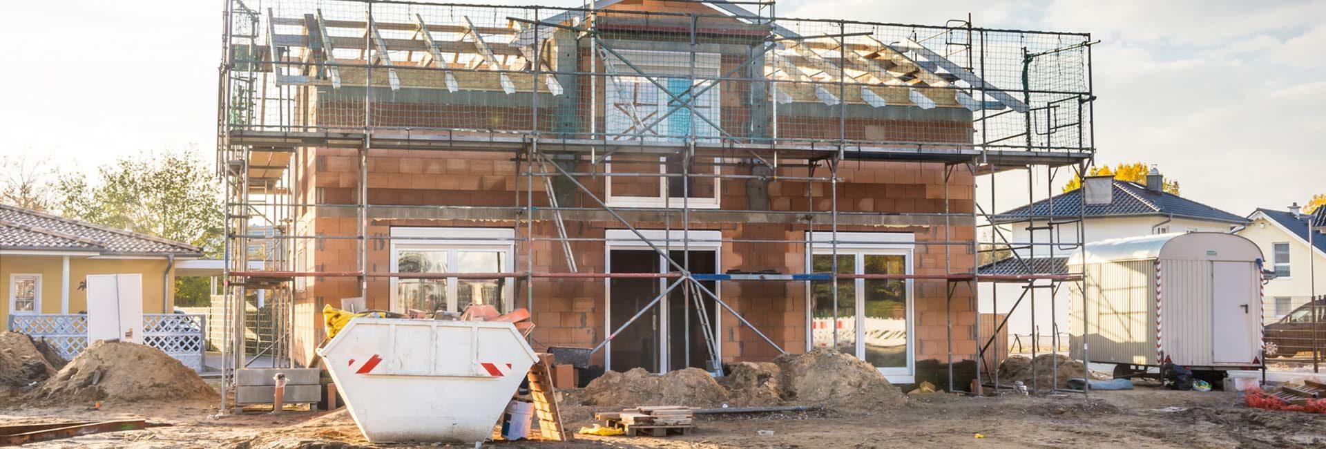 Hausbauen mit der E.B.-Bau GmbH bei Landshut