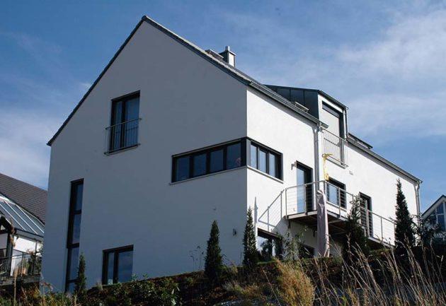 Fertiges Haus Achdorfer Feld