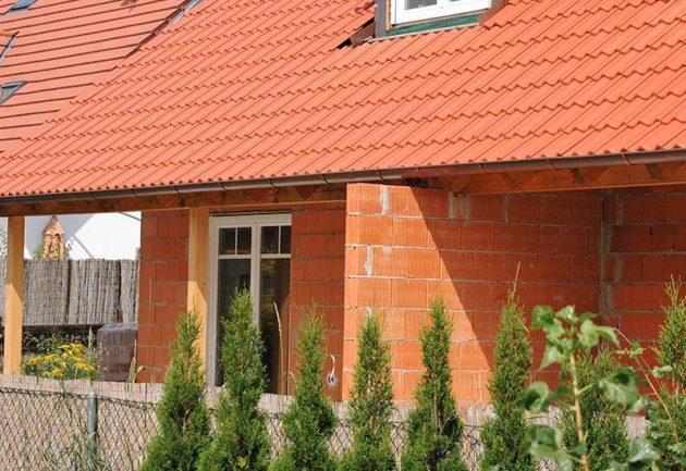 Rohbau Doppelhaus Altdorf