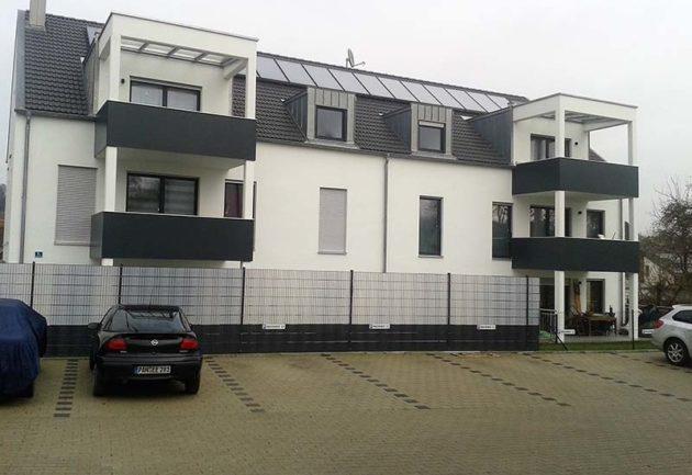 Sechsfamilienhaus Au in der Hallertau