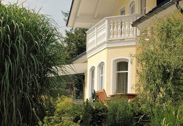 Garten Einfamilienhaus Grünbach